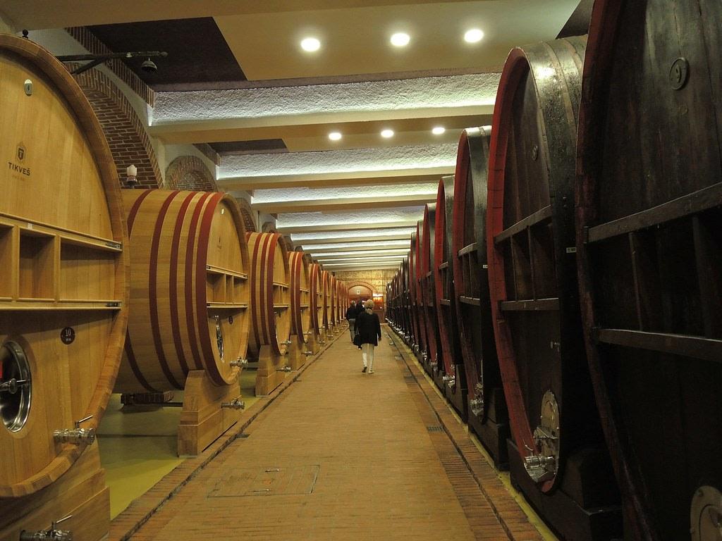 Tikves Winery, Macedonia