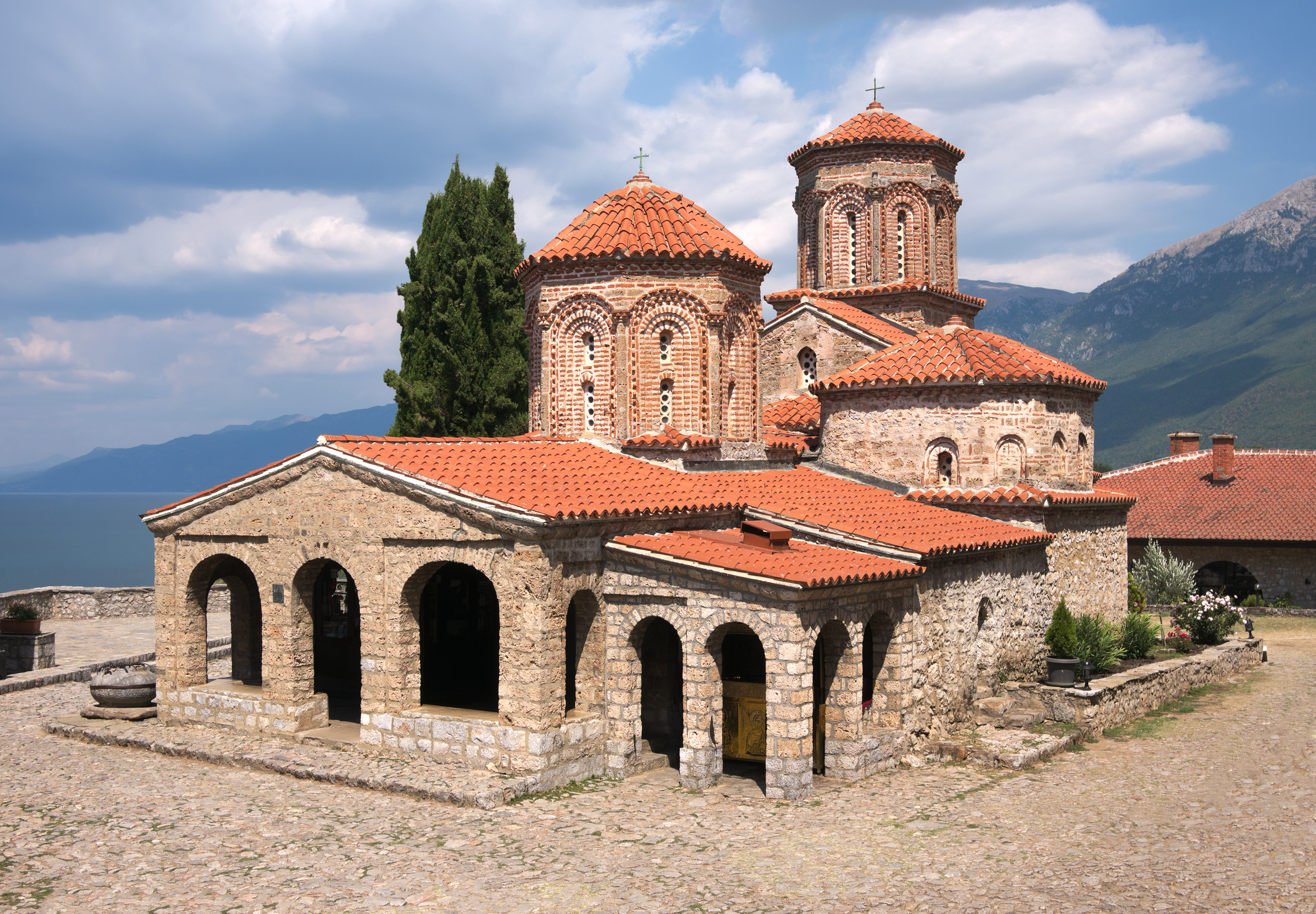 St Naum Monastery, Ohrid