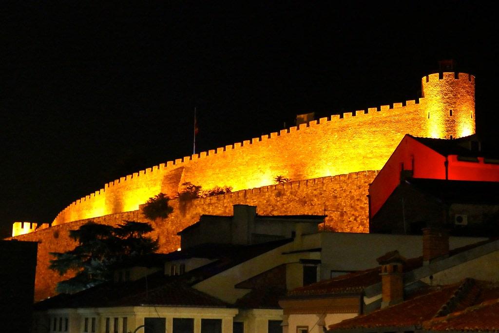Skopje Fortress, Macedonia