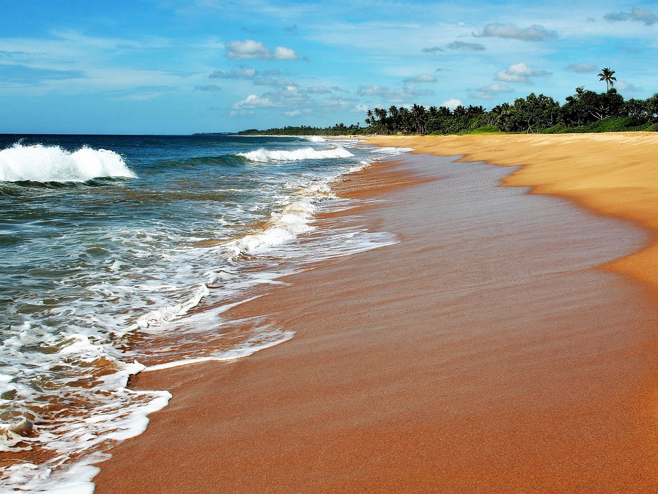 South Coast of Sri Lanka, one of the most rewarding areas to visit