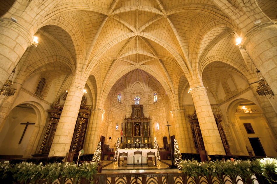 The Cathedral of Santo Domingo