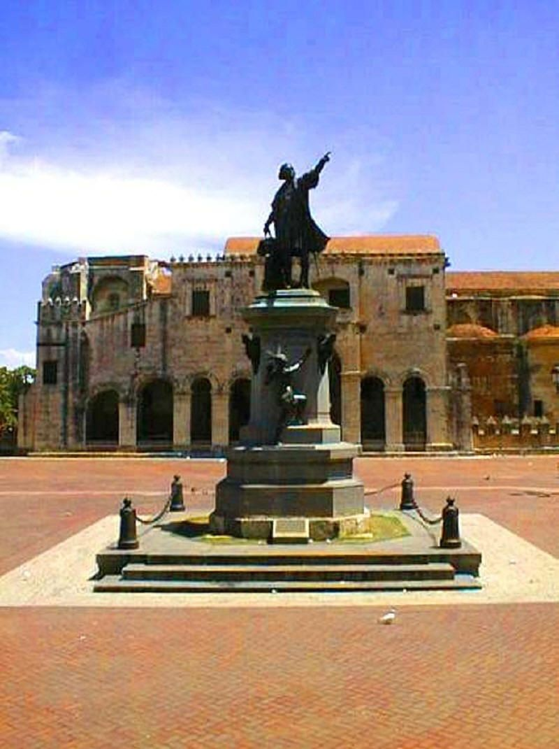 Cristobal Colon Monument, Santo Domingo