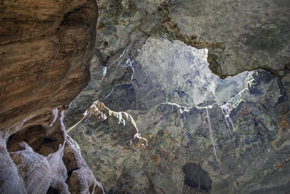 The Pomier Caves, San Cristobal