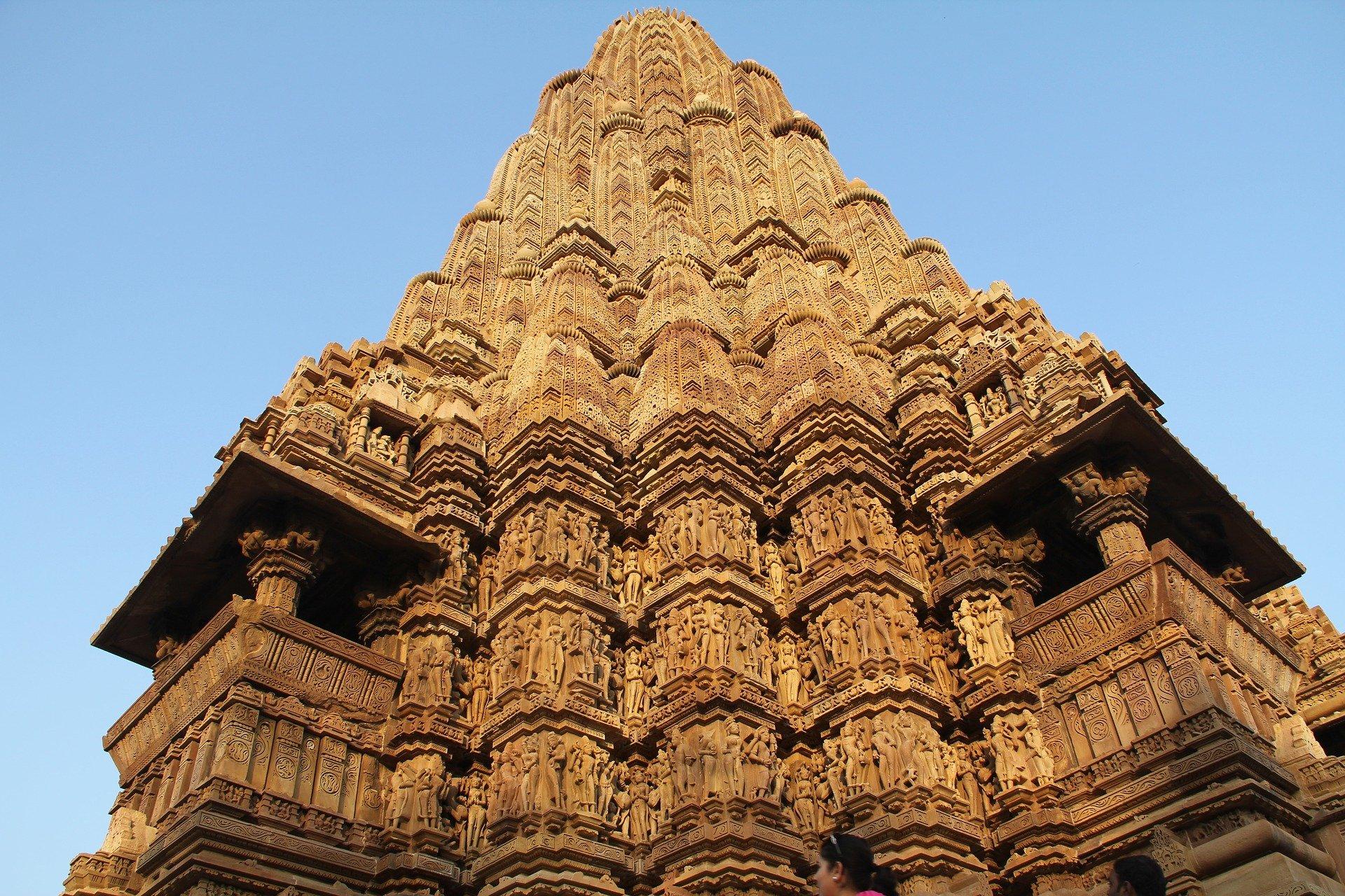 Visit Khajuraho Temple in Khajuraho