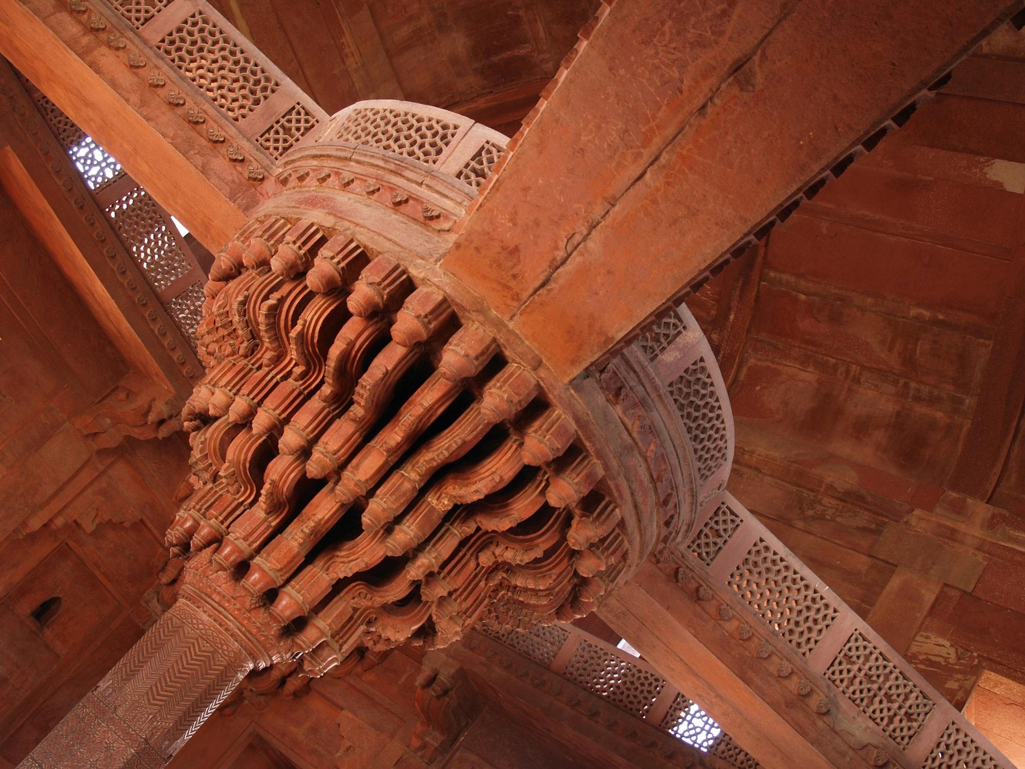 UNESCO World Heritage Site in Fatehpur Sikri