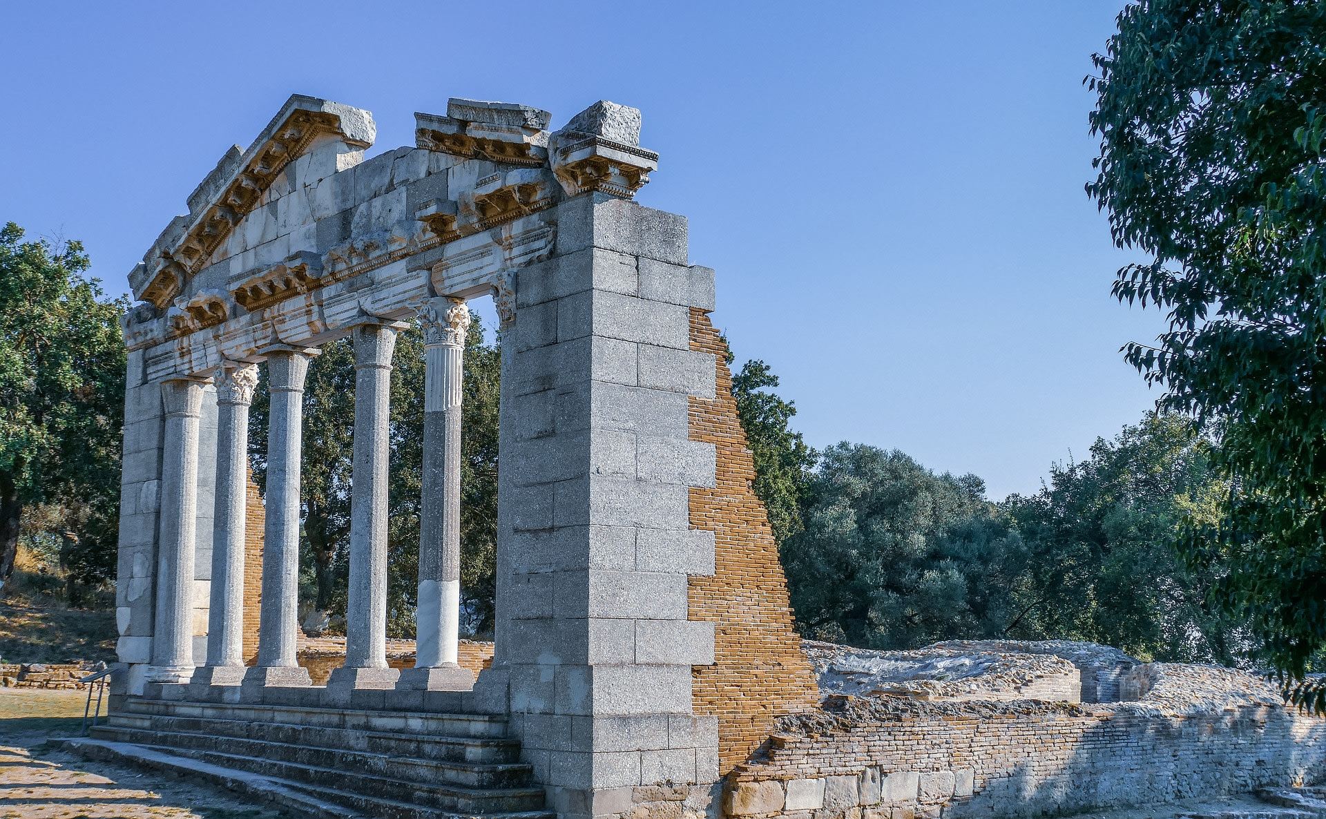 Apollonia ruins