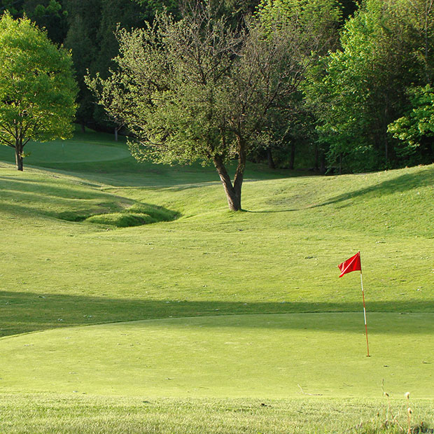 Club de golf Dunnderosa