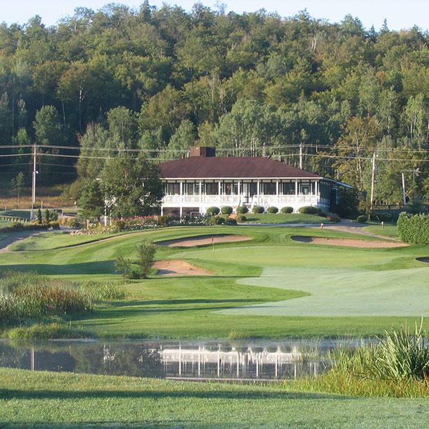 Club de golf Edelweiss