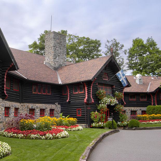 Club de golf Fairmont Le Château Montebello
