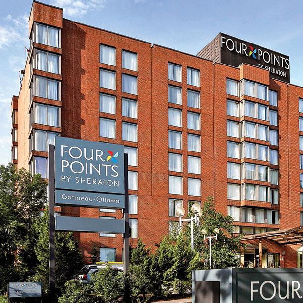 Four Points par Sheraton & Centre de conférences Gatineau-Ottawa