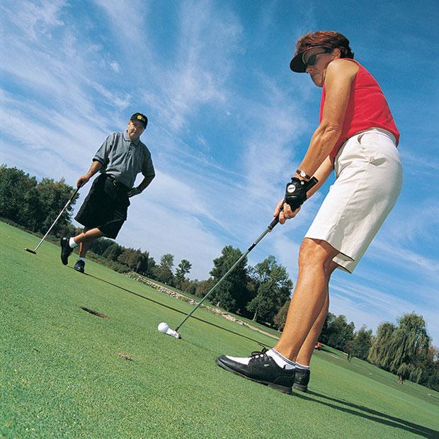 Golf Château Cartier