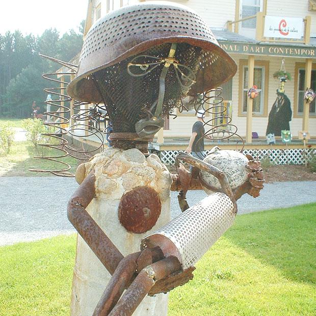 Le Festival du Recycl'Art de Gatineau
