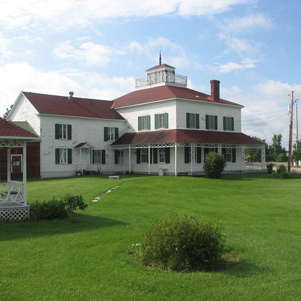 Maison culturelle George Bryson