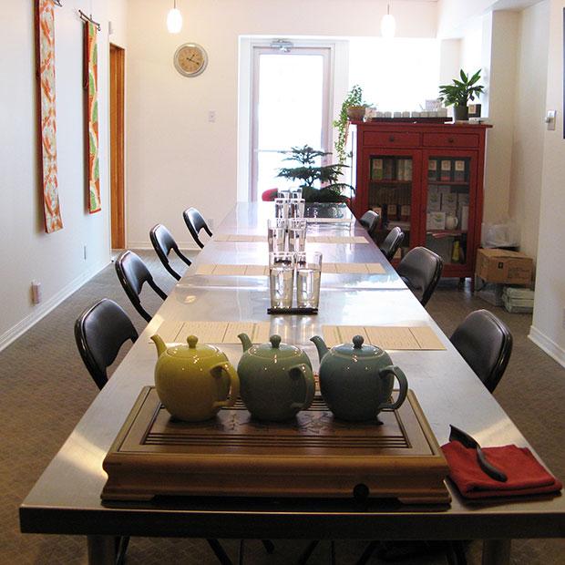 Maison de thé CHA YI