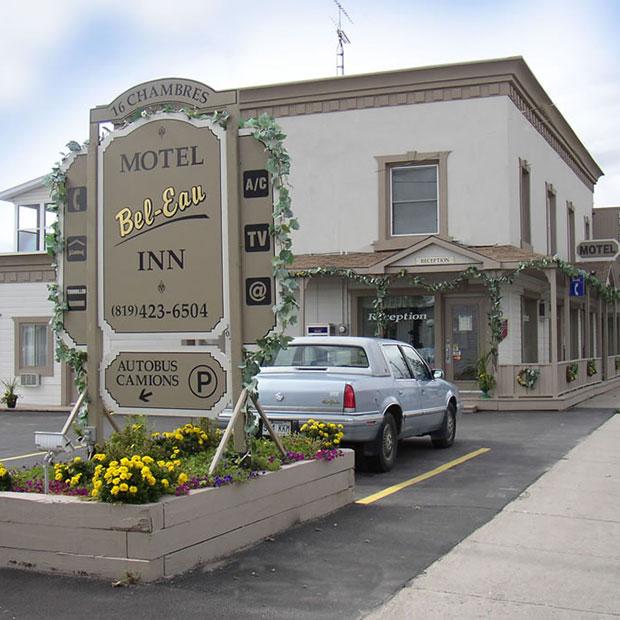 Motel bel eau tourisme outaouais tourisme outaouais for Motel pas chere