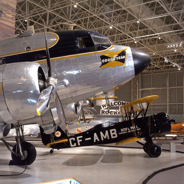 Musée de l'aviation et de l?espace du Canada