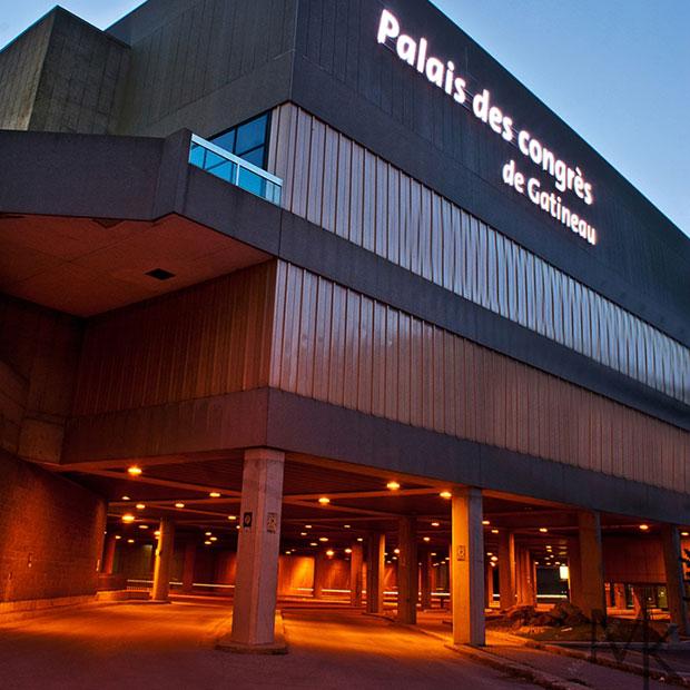 Palais des congrès de Gatineau