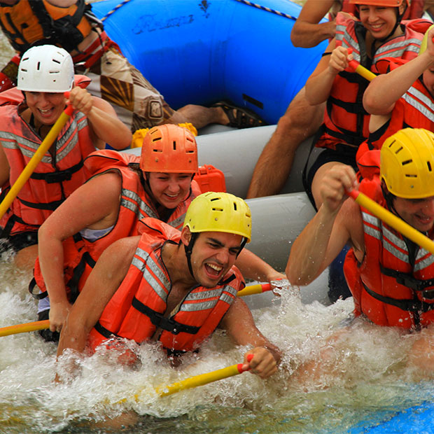 Rafting Momentum