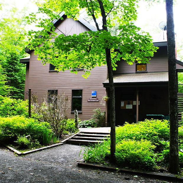 Réserve écologique de la Forêt-la-Blanche
