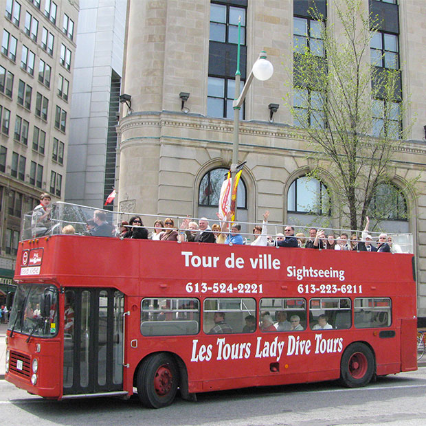Tours Lady Dive