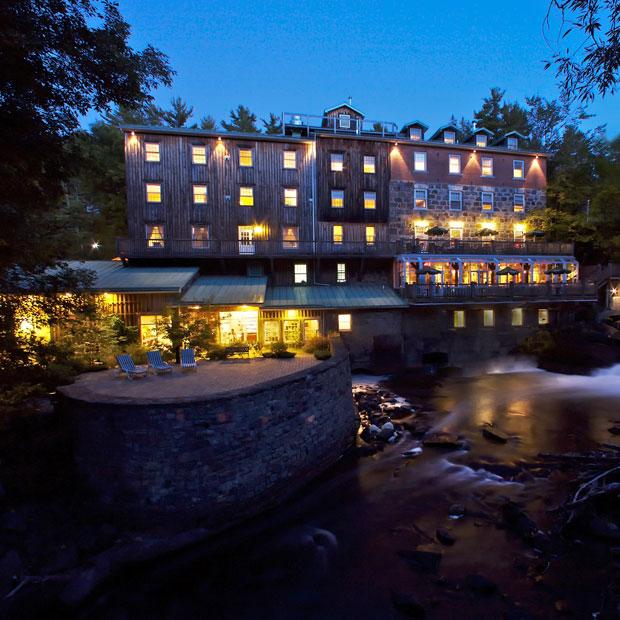 Moulin Wakefield Mill Hôtel & Spa