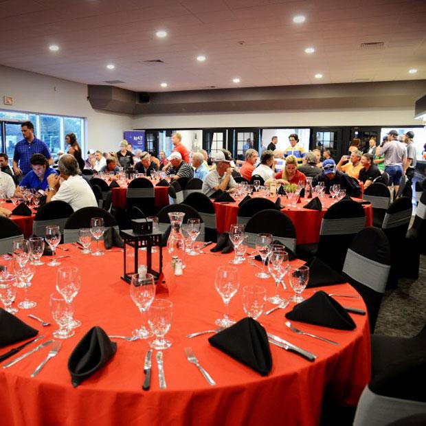 Salles de réception du Club de golf Tecumseh