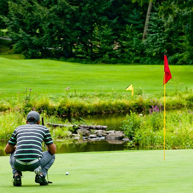 Phil Tifo - Club de golf Fairmont Le Château Montebello