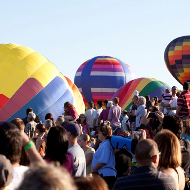 Gatineau Hot Air Balloon Festival
