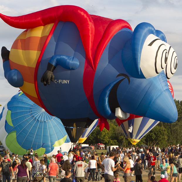 Festival de montgolfières de Gatineau