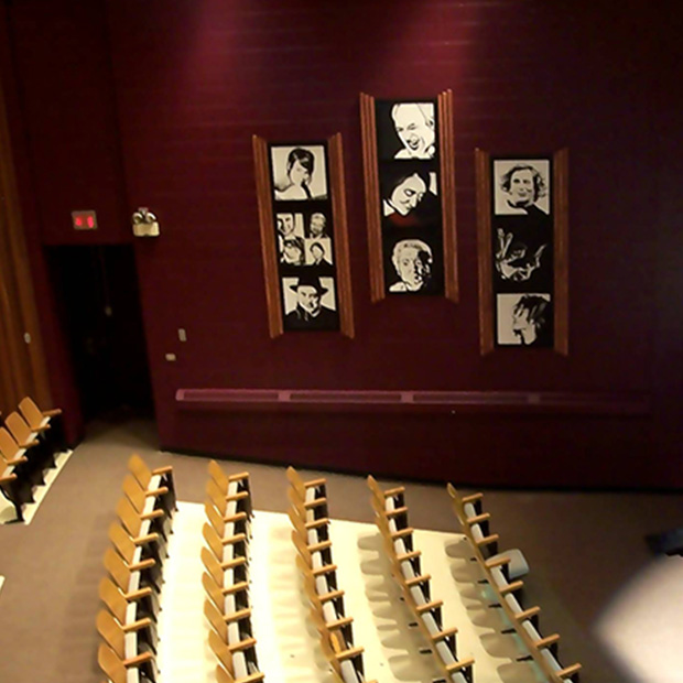 Salle Desjardins - Carrefour Culturel ESTacade