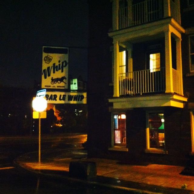 Taverne Whip, Gatineau