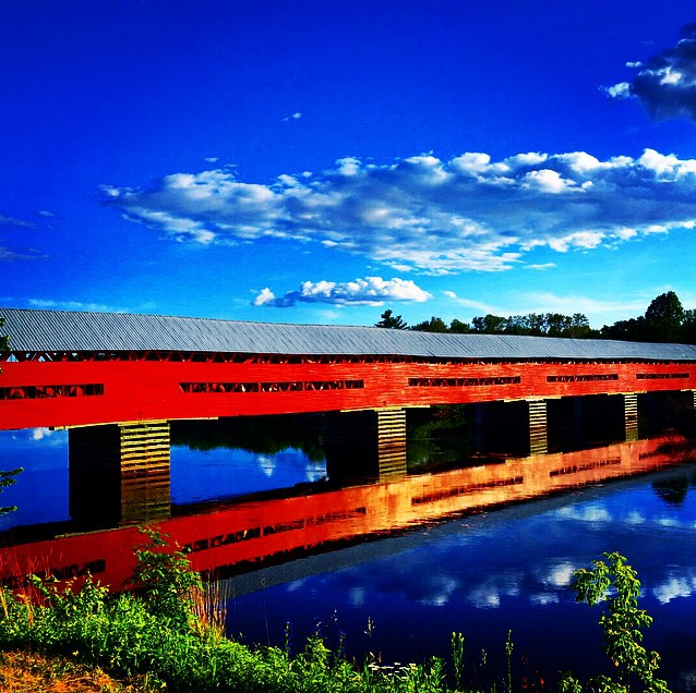 pont marchand
