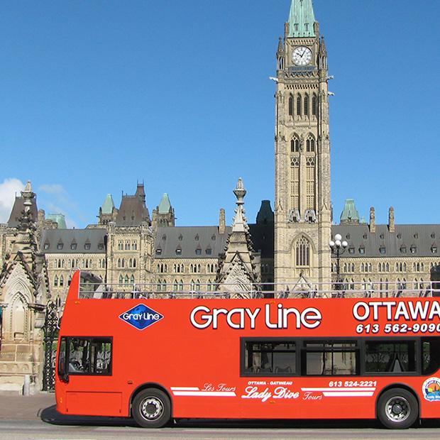 Gray Line Ottawa-Gatineau