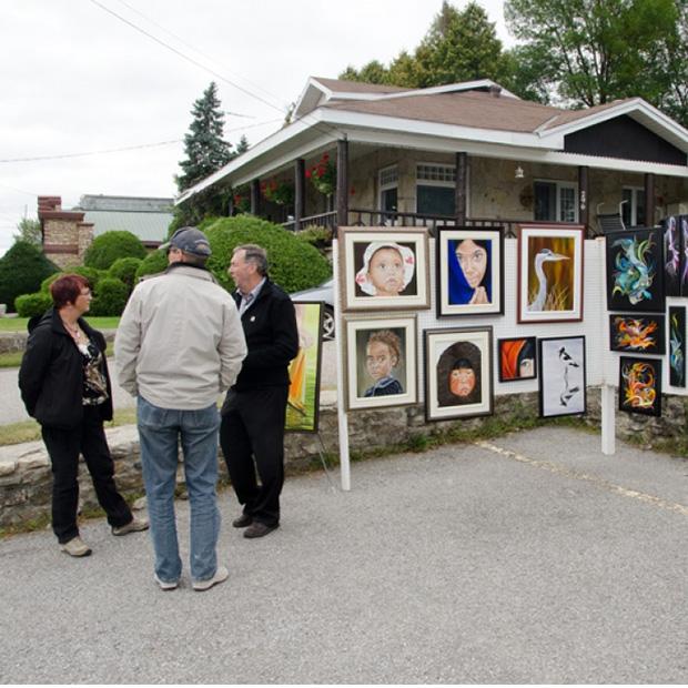 Rendez-vous des Arts de Papineauville