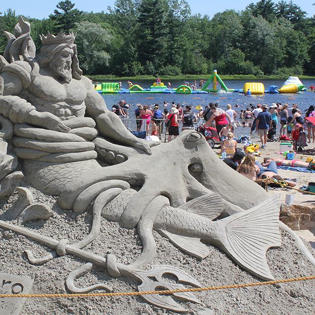 Merveilles de sable