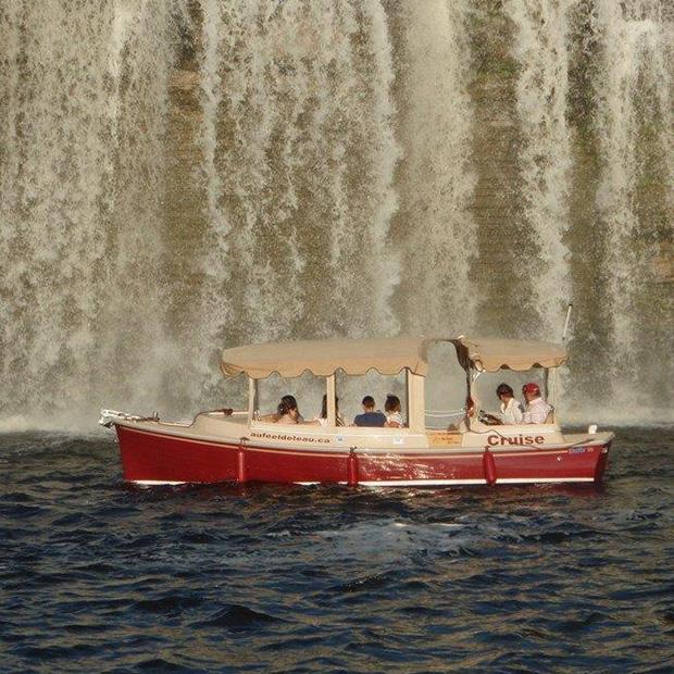 Au feel de l'eau cruises