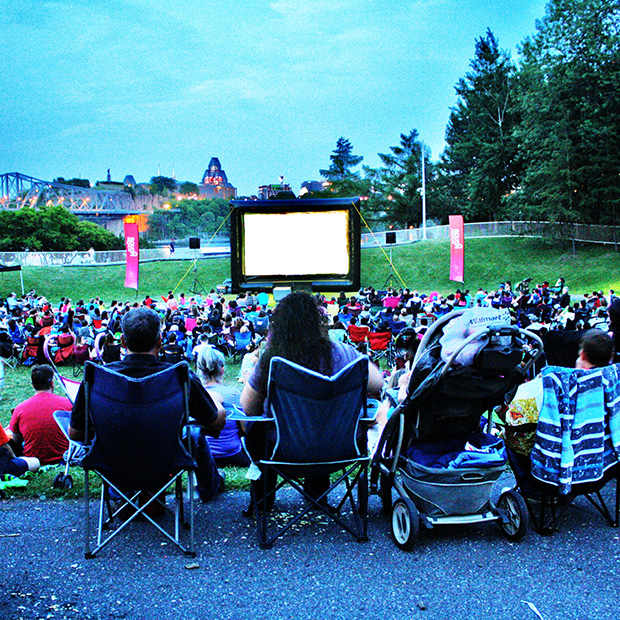 Rouge FM Outdoor Movie Nights
