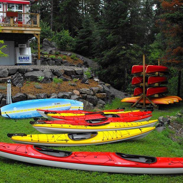 Canot, kayak et planche à pagaie au Lac des 31 Milles