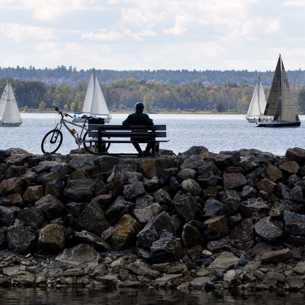 Gatineau, ville vélo