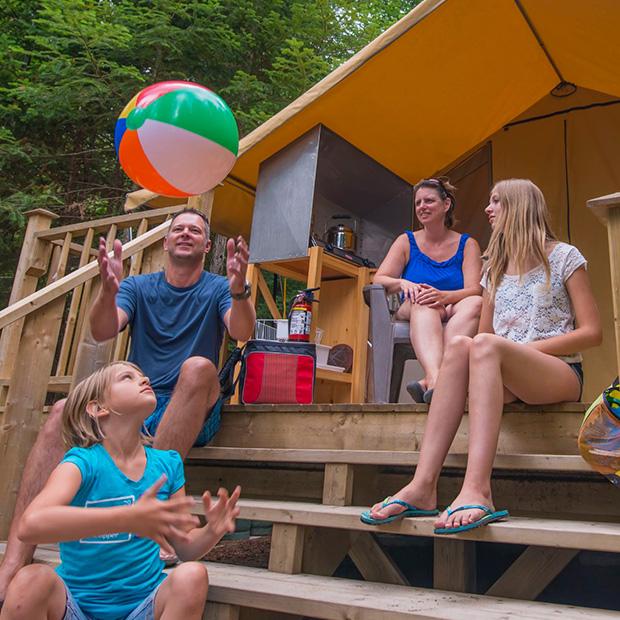 Camping Lac Écho (Réserve faunique Papineau-Labelle)