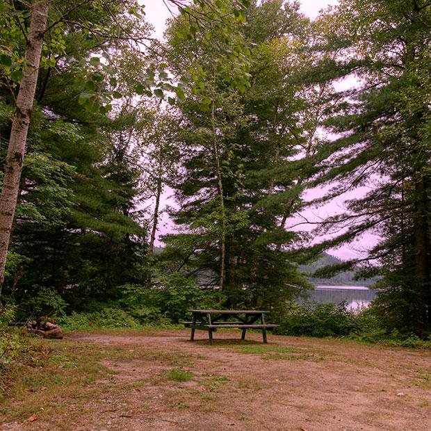 Camping Lac La Vieille