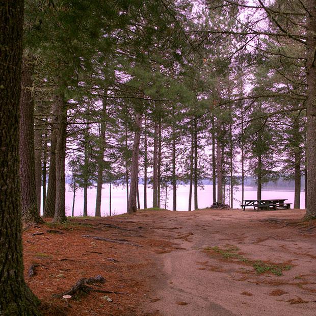 Camping Lac Savary