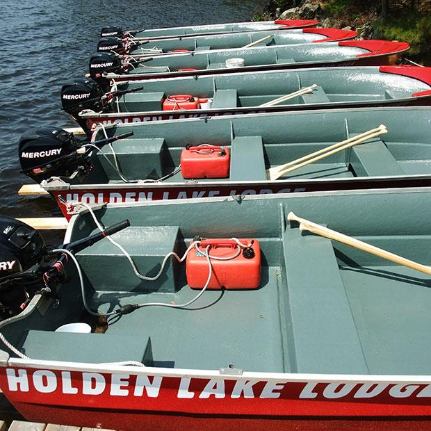 Holden Lake Lodge