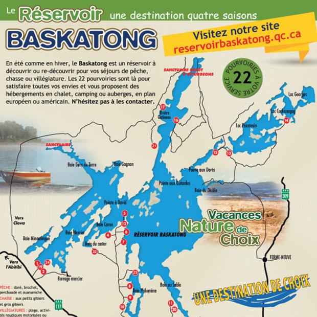 Association des pourvoiries du Baskatong