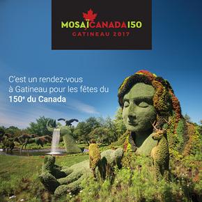 MosaïCanada 150 / Gatineau 2017 : les œuvres des Premières Nations dévoilées
