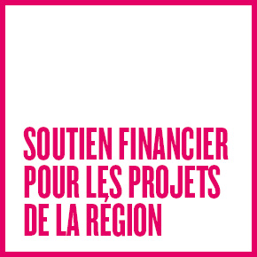 Soutien financier pour les projets de la région
