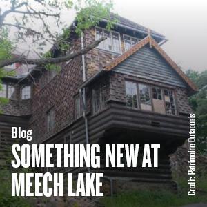 Something new at Meech Lake