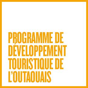 Programme de développement touristique de l'Outaouais