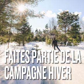 FAITES PARTIE DE LA CAMPAGNE HIVER