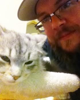 Moi et le chat